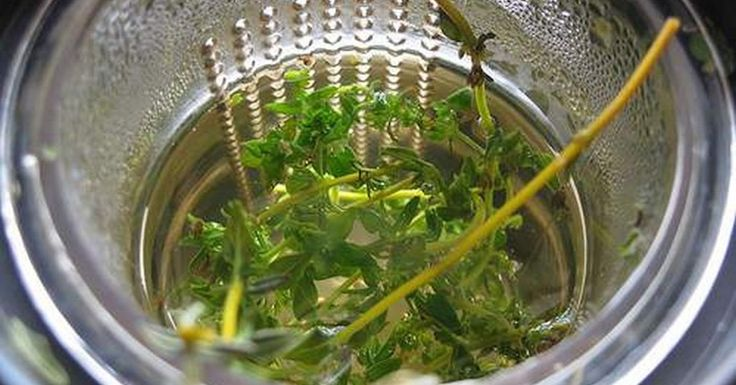 La tisana è di solito consumata in inverno per riscaldare il nostro corpo. Questa speciale tisana al timo può aiutare a risolvere molti problemi di salute.