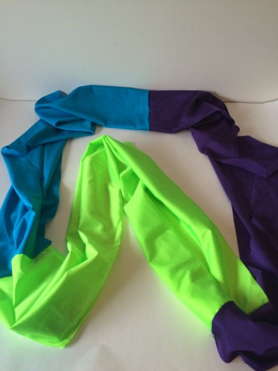 Fidget Stretchy bands  sensory  lycra spandex by AuntSandysSewing
