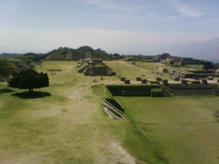 Monte alban,pueblo zapoteca