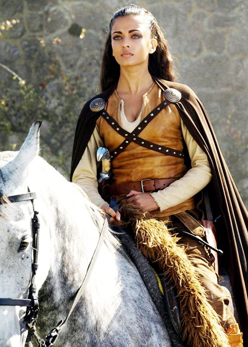 Aishwarya Rai in 'The Last Legion' (2007).