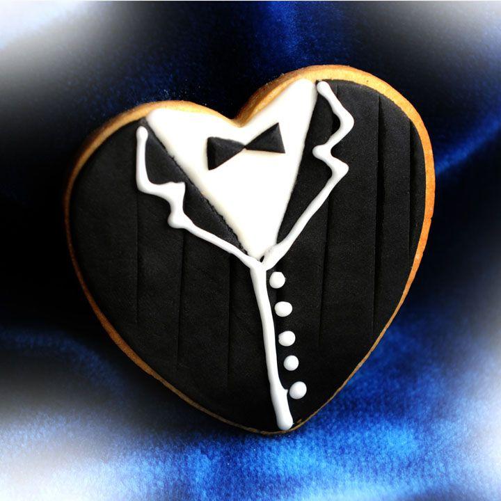 Corazón de novio, www.qmonas.com