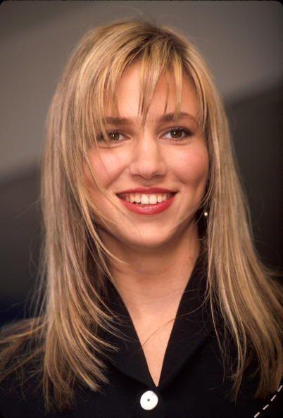Singer Debbie Gibson
