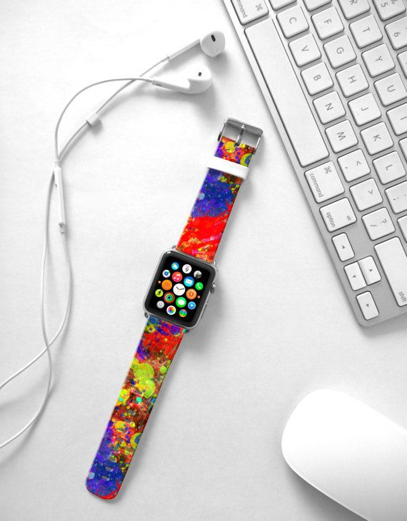 Apple Watch Band 38mm 42mm for Series 1 Series 2 by HiveWorkshop