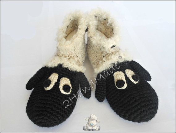 Kışlık Tığ İşi Çorap vePatik Modelleri   Hobilendik