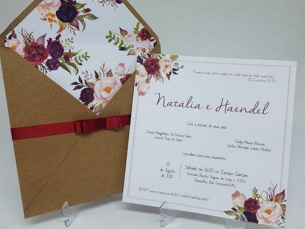 15729335f Convite casamento marsala forrado