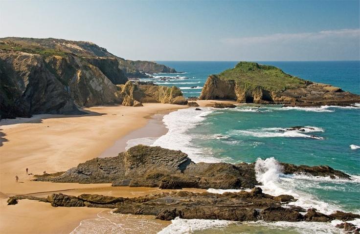 Praia de Alteirinhos, Odemira, Portugal
