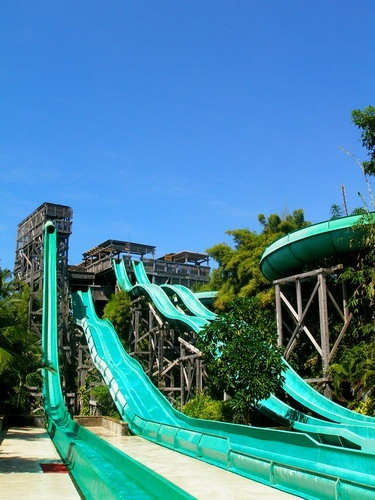 climax waterbom park bali