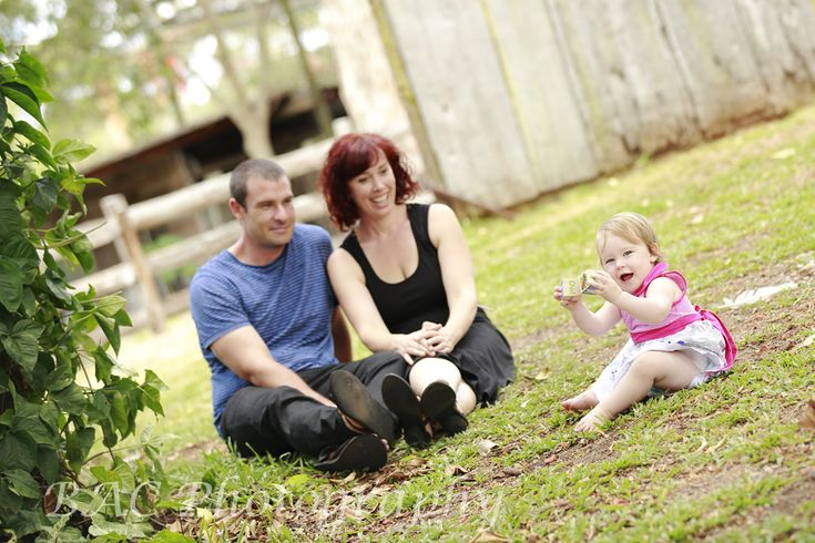 Family time - Brisbane Outdoor lifestyle family photography