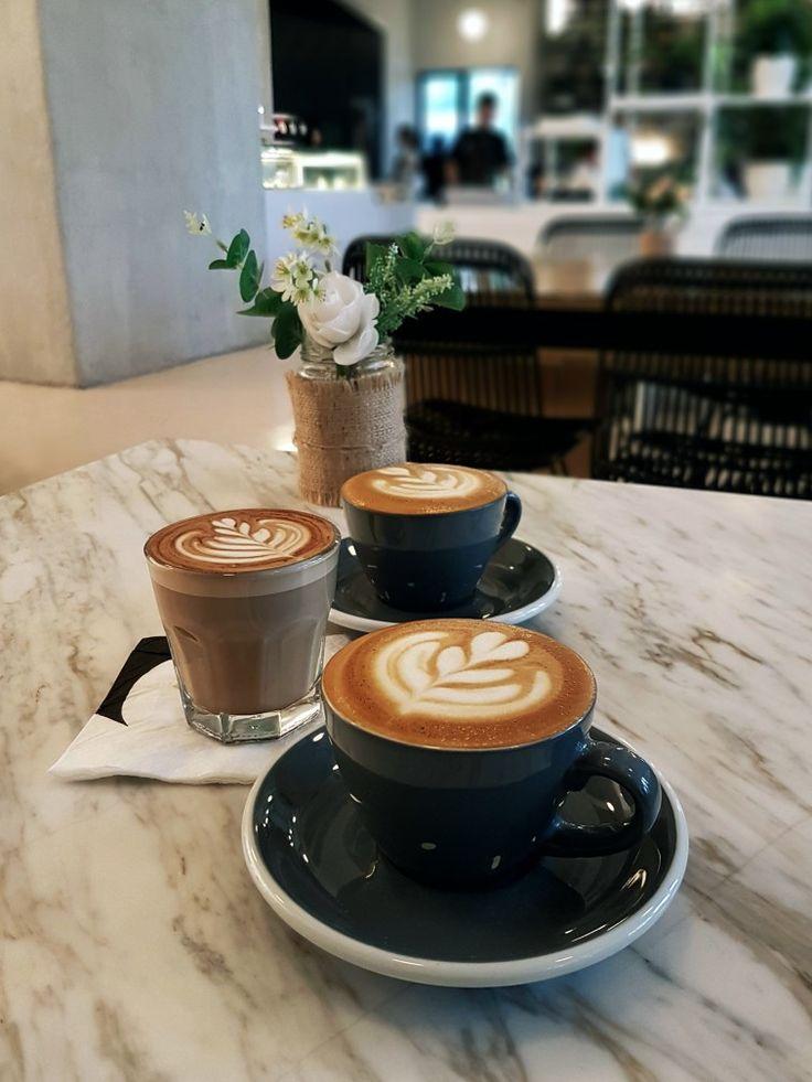 """Cappuccinos & Gibraltar"", Common Grounds, Jakarta"