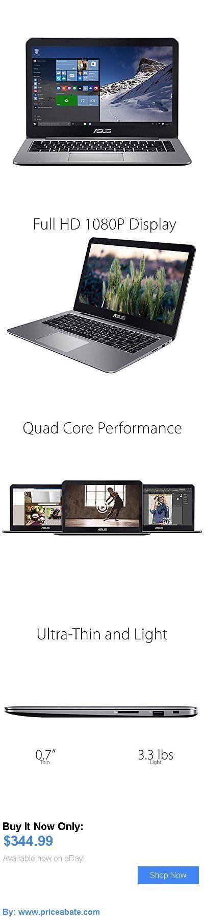 general for sale: Asus Vivobook E403sa-Us21 14-Inch Full Hd Laptop Windows 10 120Gb, Metallic Gray BUY IT NOW ONLY: $344.99 #priceabategeneralforsale OR #priceabate