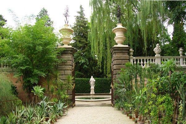 botanical garden, Padova, Italy