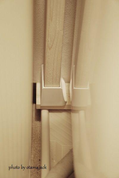 ☆ディアウォールを使ってDIY。便利なサニタリールームの作り方。 | おたまのぶろぐ - 楽天ブログ
