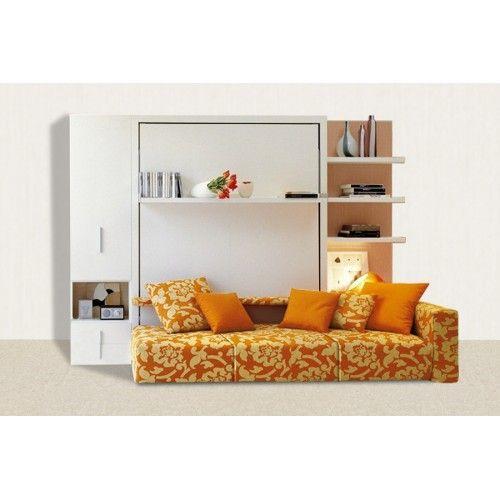 В комнате небольших размеров всегда трудно определиться с обстановкой. Но при помощи трансформирующейся мебели, такой как модель MIA, проблема легко решаема.  Кровать трансформер очень удобна и практична. Ночью она служит спальным местом, а днём убирается и превращается в удобный диван.
