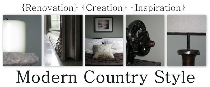 Modern Country Style