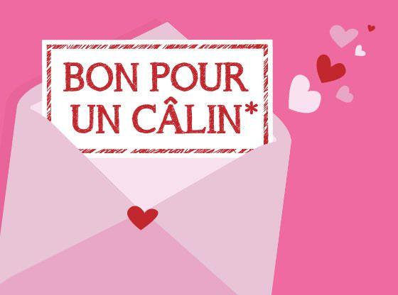 Bon Pour Un Calin Bon Pour Un Calin Image Calin Carte Virtuelle Amour