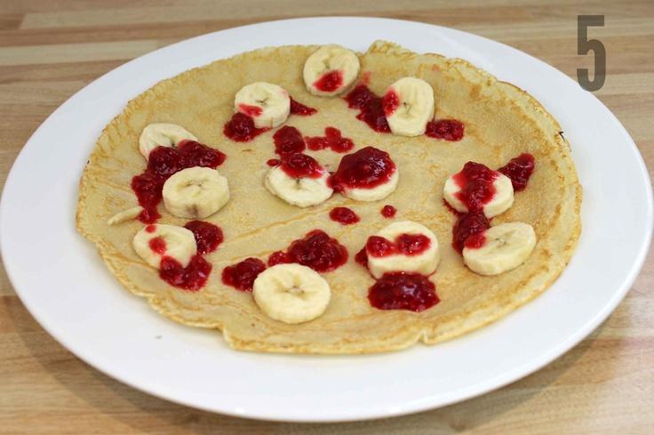 Banana & Raspberry Pancakes - In Pictures #foodPictures Food, Banana Pancakes, Breakfast Yum, Pictures 125G, Dashboard, Start Post, Raspberries Pancakes, Bananas Pancakes