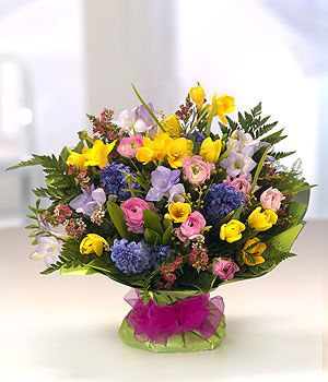 free birthday flower delivery