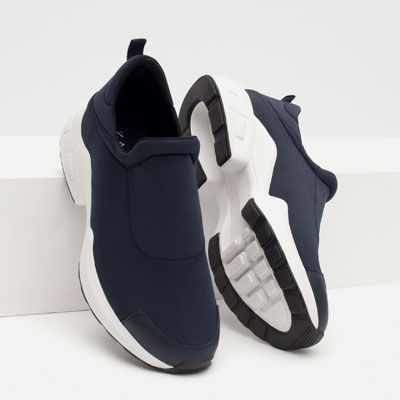 Image 5 of SNEAKERS from Zara