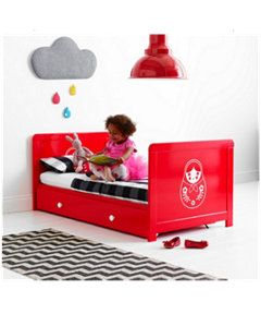 Cosatto Cot Bed, Changer & Drawer - Babushka http://www.parentideal.co.uk/mothercare--cots-cot-beds.html