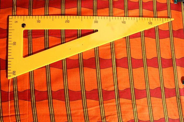 Tissu Africain Wax S425