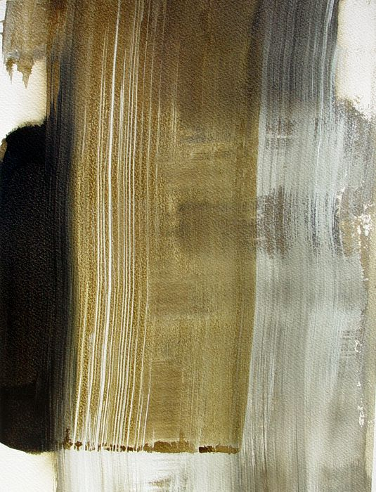 """ Silk Road"" by Bianka Guna Art  2005 Series  Acrylic On Cold Pressed Watercolour Paper 22""x15"""