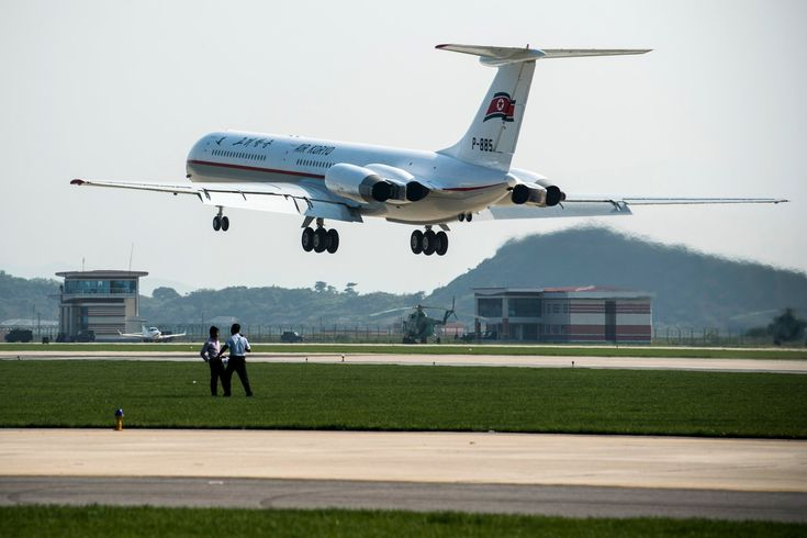 Meet Me in Mongolia: How Aging Aircraft May Dictate Kim-Trump Venue