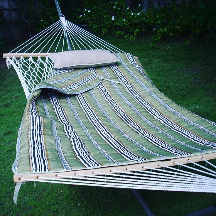 """#Quilted #hammock with #hammockstand and #hammockbed and #pillow for your #home #garden http://hangit.co.in/buy-jhula-online-india #hangit…"""