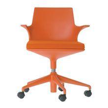 Spoon Chair Skrivbordsstol, Orange