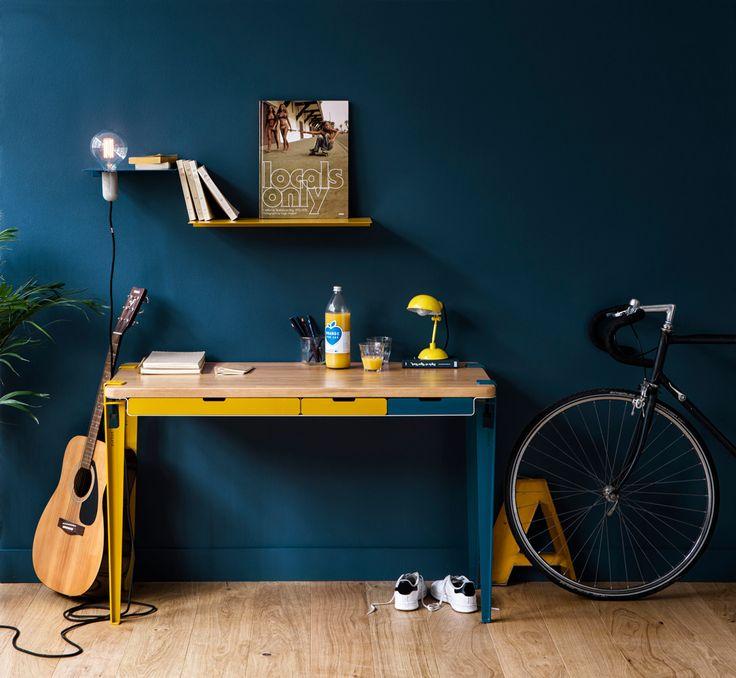 TIPTOE - Lookbook Etudiant - Un Espace de Travail Chaleureux et Coloré