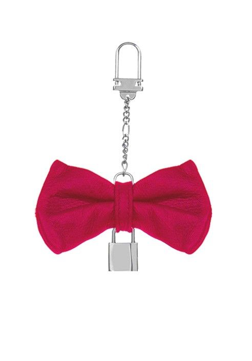 Keychain Papillon Fuxia MADE IN ITALY  Shop now on www.dezzy.it