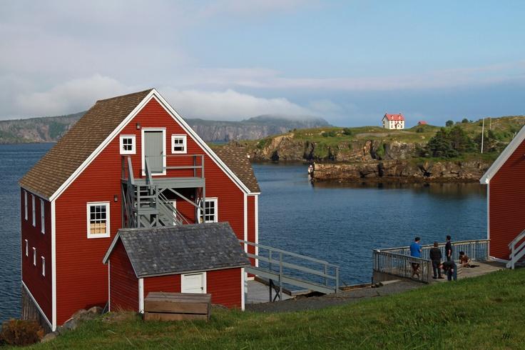 Port Union, Newfoundland | by hynes.jane via Flickr
