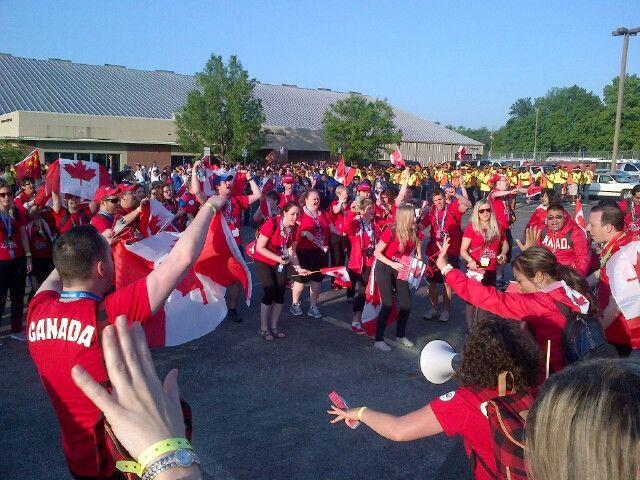 Fayetteville Morning Cheer [2014]