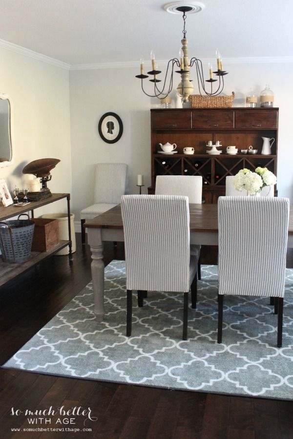 Horizon By Benjamin Moore Dining Room So Much Better With Age
