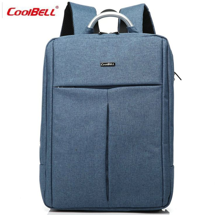 COOLBELL Breathable computer bag 15 inch with hard handle Laptop Notebook Computer bags shockproof preppy style backpacks-5