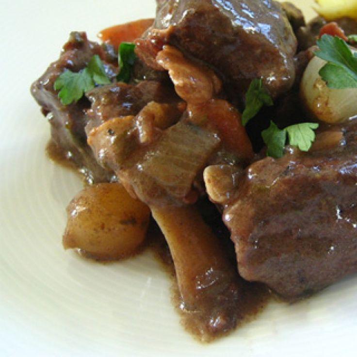 Moroccan Beef Stew - gourmed.com