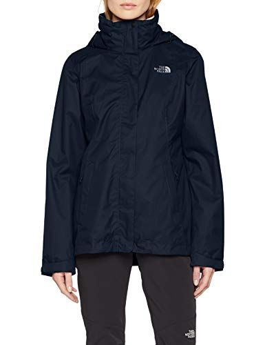 The North Face W Evolve Ii Tri Jkt Giacca Donna Blu (Urban Navy Tin ... a15091fbcc67