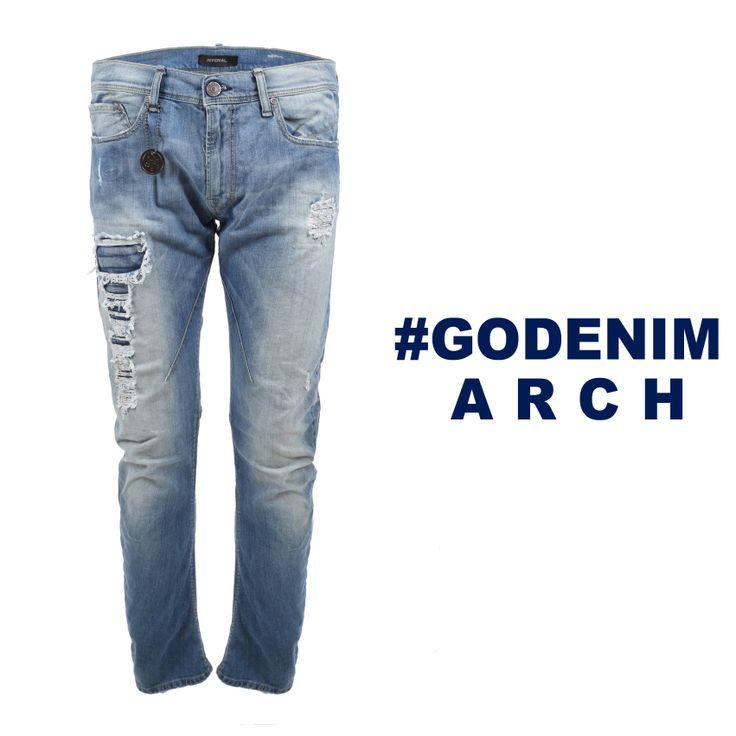 #godenim #arch http://www.imperialfashion.com/
