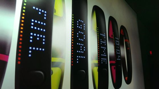 Nike's new Fuelband: Just as stylish, but with more sports-specific smarts #wearables