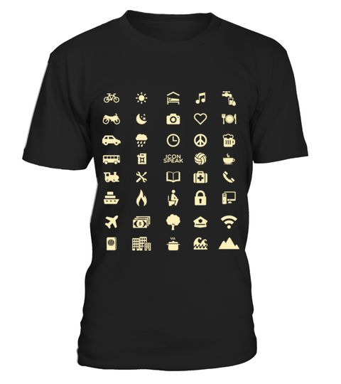 # Travel Icon T Shirt,Travel Guide 40 icons SOS .  HOW TO ORDER:1. Select the style and color you want: 2. Click Reserve it now3. Select size and quantity4. Enter shipping and billing information5. Done! Simple as that!TIPS: Buy 2 or more to save shipping cost!This is printable if you purchase only one piece. so dont worry, you will get yours.Guaranteed safe and secure checkout via:Paypal | VISA | MASTERCARD