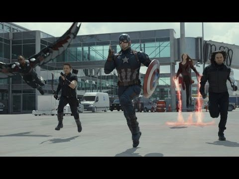 The trailer for civil war is MASSIVE! And the music!!! It hit me right in the feels! And Tony's heartbroken face!!! I can't wait for this!!!