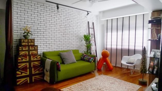 Craftstone Brick Feature Wall Vintage Retro Industrial Home Pinterest Brick Feature Wall
