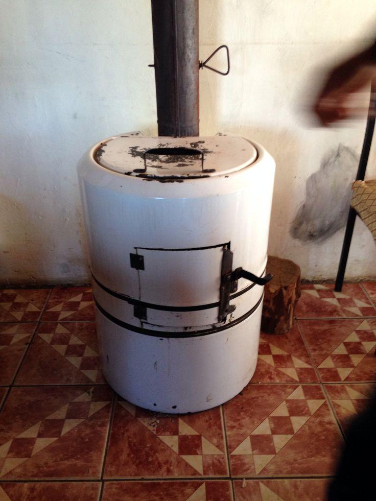 Lavadora/estufa