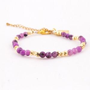 Inca Bracelet Purple, £10, now featured on Fab.