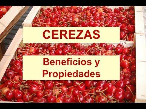 No hay mejor postre que la fruta. Las cerezas ayudan a no engordar y tienen muchas propiedades. No te los pierdas en esta vídeo.