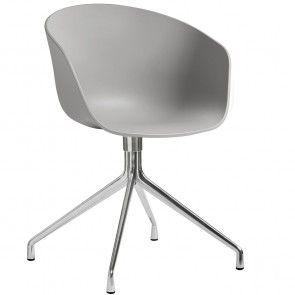 About a Chair eetkamerstoel Hay AAC20 concrete grey | Musthaves verzendt gratis