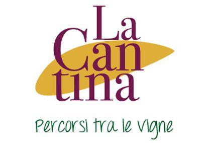 Il logo della Cantina di Bacchetteforchette - Percorsi tra le vigne - accasa tua in un'ora
