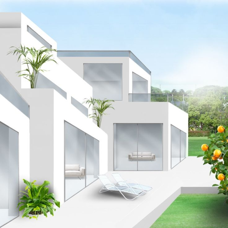 '#annsofihouse #house #architecture #100neybers #annsofiwhite #White' created in #neybers