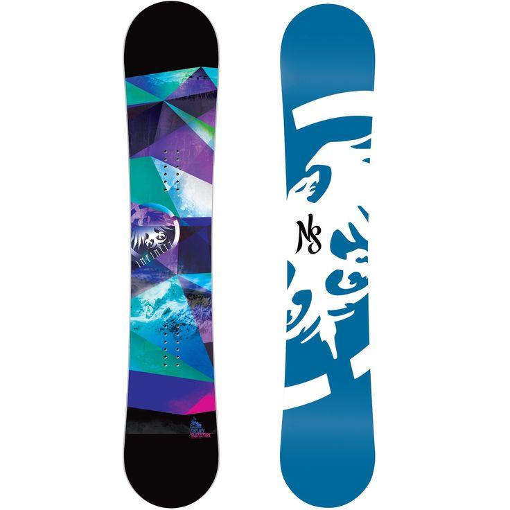 Never Summer Infinity Snowboard - Women's 2015