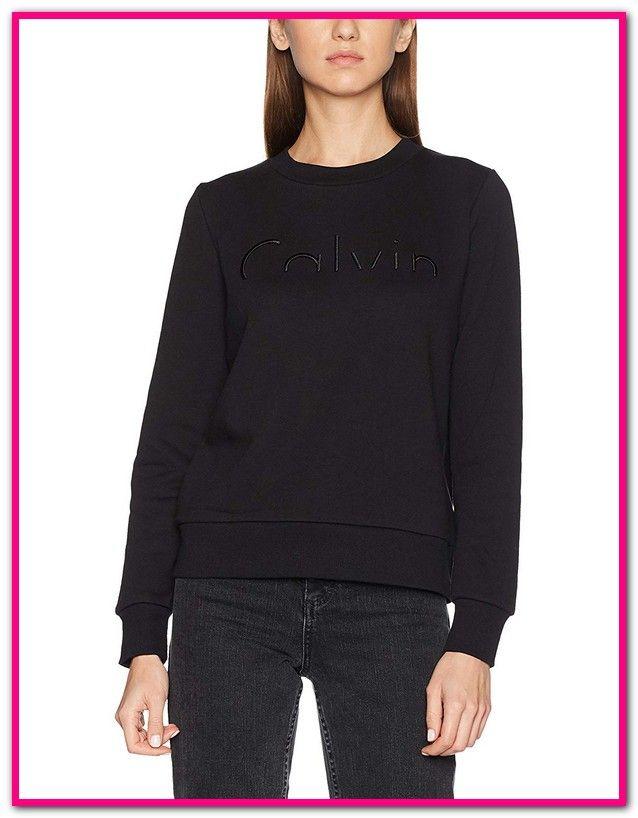 Calvin Klein Sweatshirt Jacke Damen Jacken Damen Calvin Klein Sweatshirt Sweatshirt Jacke