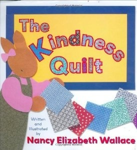The Kindness Quilt - book and activity for classroom culture